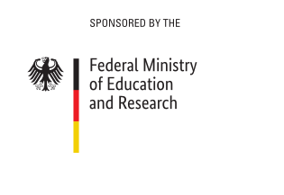 Funded by the German Ministry of Education and Research